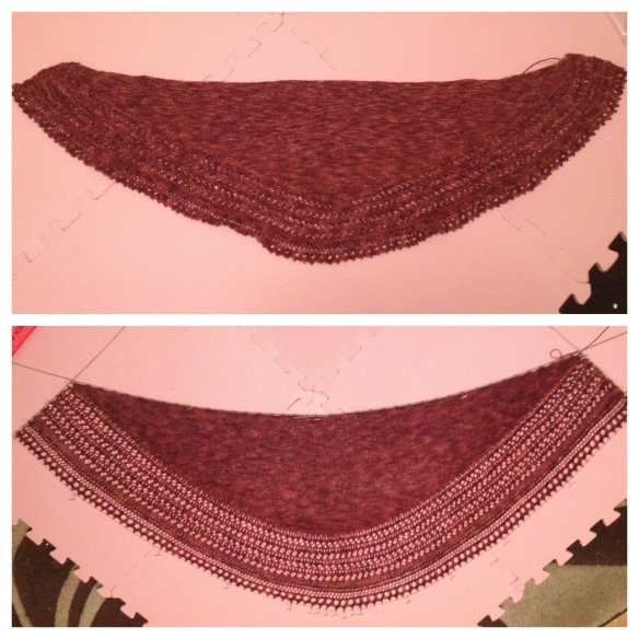 Pre and post blocking